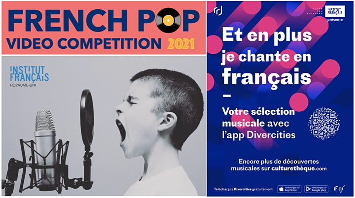French Pop Video Competition