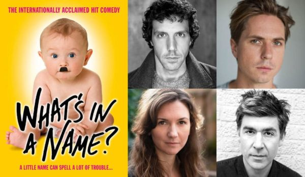 THEATRE PLAY 'WHAT'S IN A NAME?'