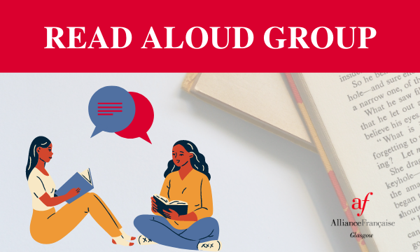 Our Read Aloud Group is back!
