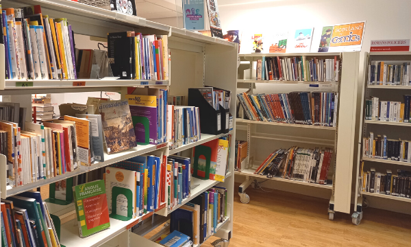 Click & collect at the Library!