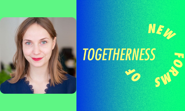 Marion Carré – Digital Residency 'New Forms of Togetherness'