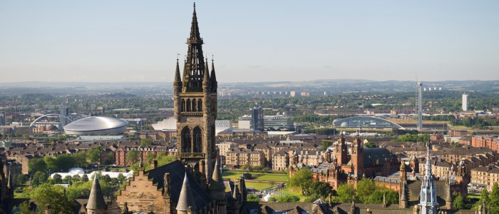 Guided tour in French – University of Glasgow & West End