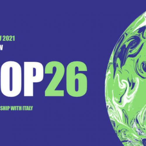 COP 26 – Our events